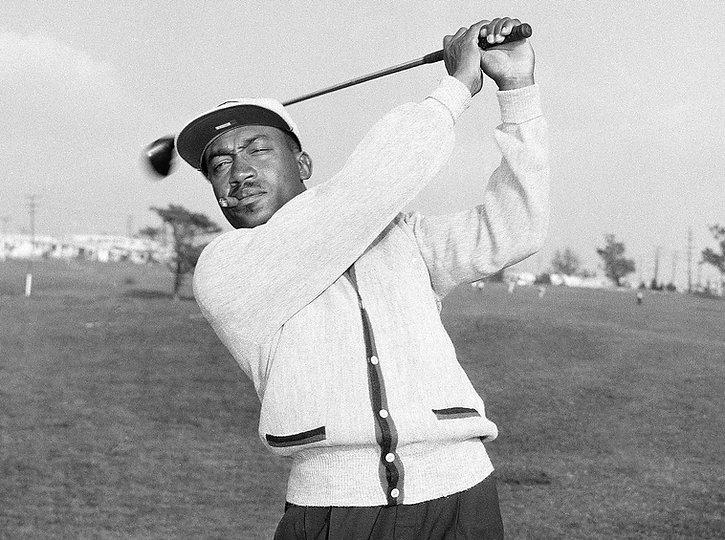AP_Charlie Sifford 1957 - LA - AP Photo