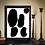 "Thumbnail:  ""Spots III"" - 16x24"" on Canvas Art"