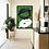 """Thumbnail: """"Green Mood"""" - 40x30"""" Canvas"""