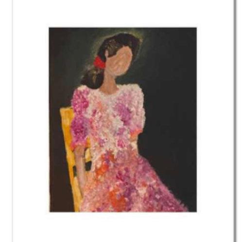 """""""Philippa"""" - 8x10"""" Archival Fine Paper"""
