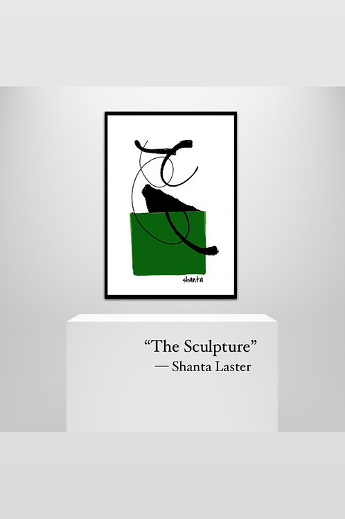 """The Sculpture"""