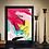 """Thumbnail: """"Eclectically Colored"""" - 20 x 30"""" on Canvas Art"""