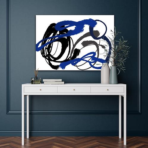 """Shelby"" - 20 x 30"" on Canvas Art"