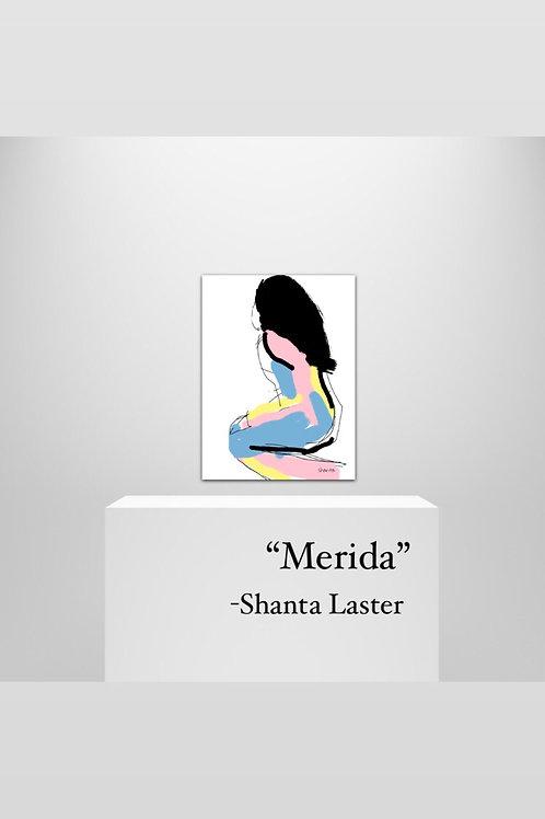 """""""Merida""""  16x24"""""""