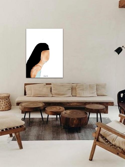 """Marla"" - A simple portrait"