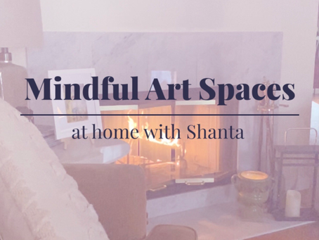 5 Tips To Create a Mindful Art Studio