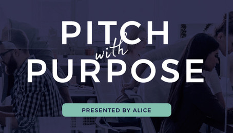 Pitch with Purpose - 31 julio 2018 - $15000