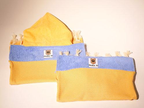 Coco Kids yellow-blue