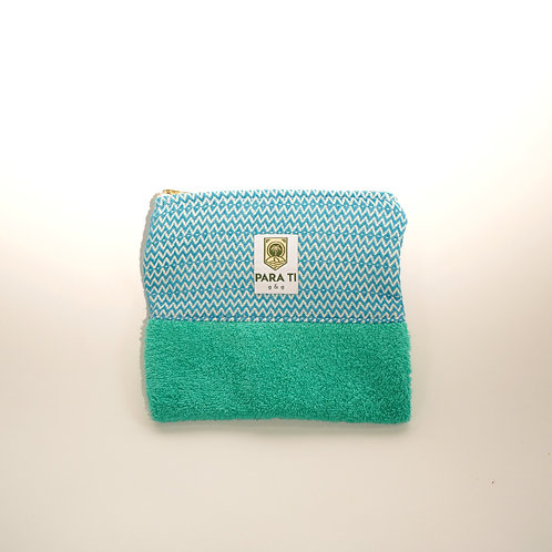 Bag-in-bag blue-türkis