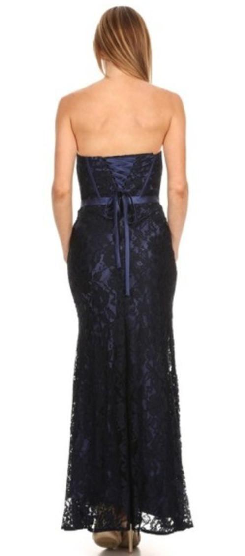 Long Gown 012 | Womens Clothing | DownUpp Moda