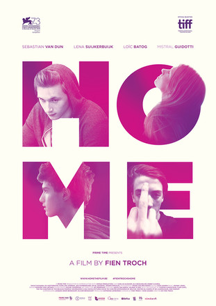 Film poster Home