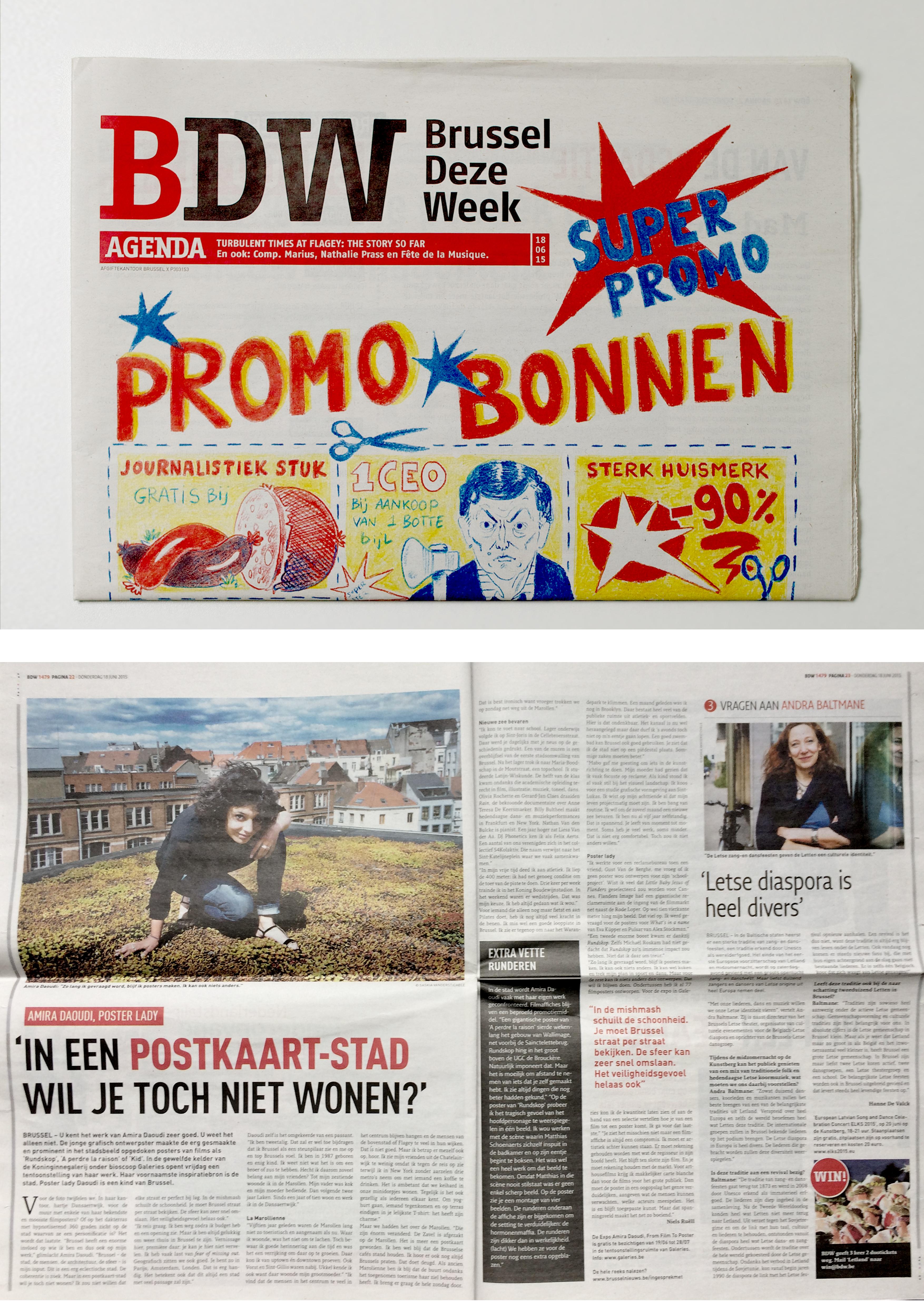 Brussel Deze Week (18 juni 2013)