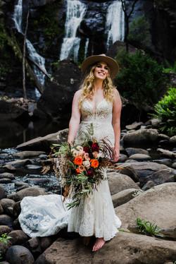 Boho Bridal Shoot SF 2018 Fabi Photograp