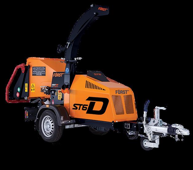 Forst ST6D Service Parts