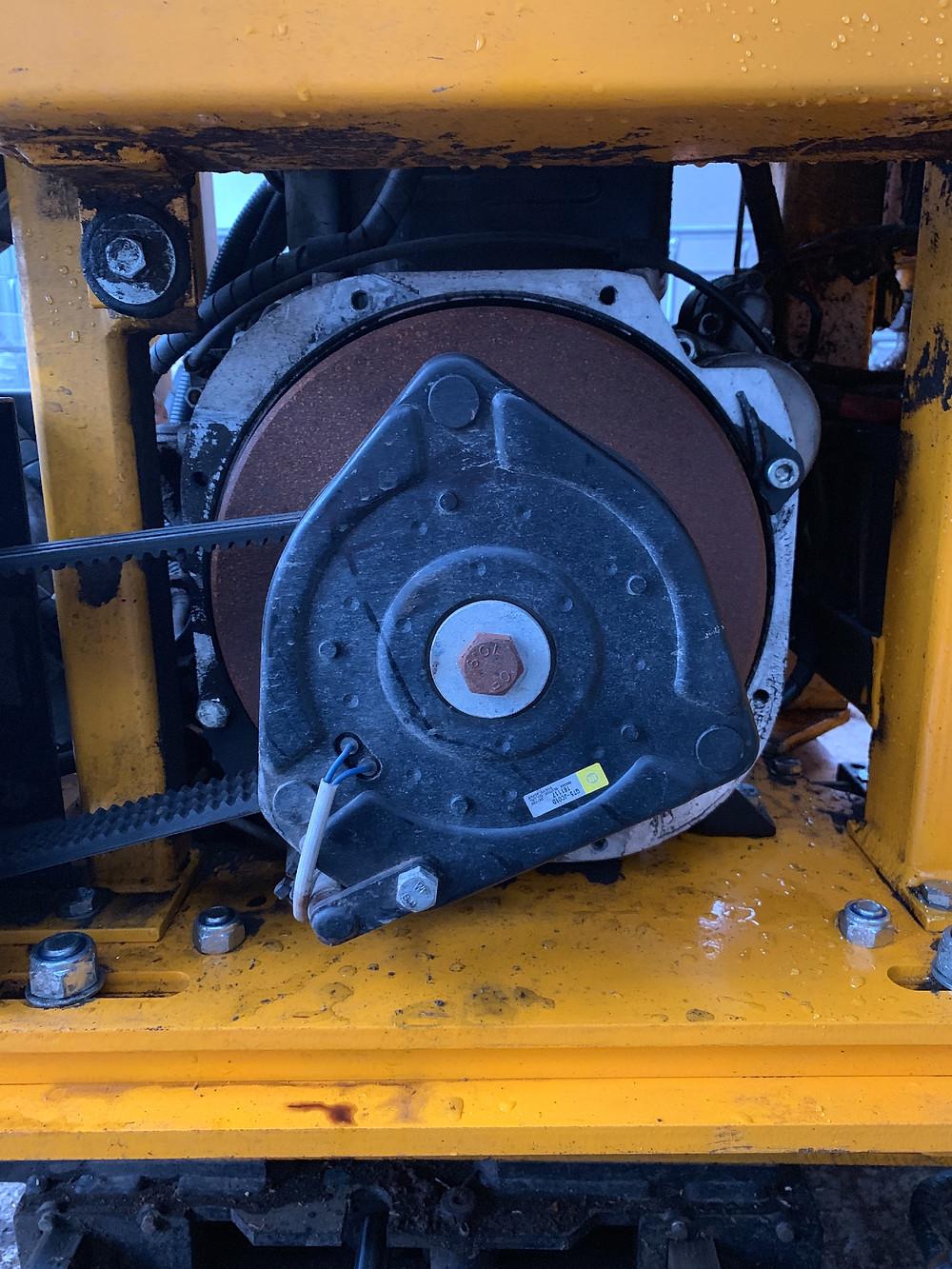 Predator 28RX Clutch Change ARBGEAR First Wood Chipper