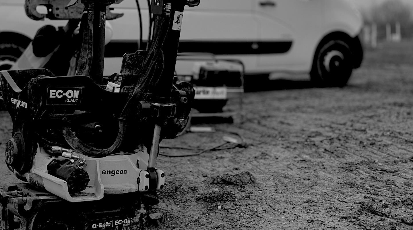 engcon ec oil install service