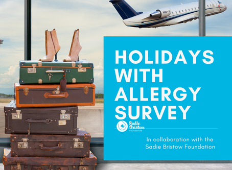 Holidays with Allergies Survey