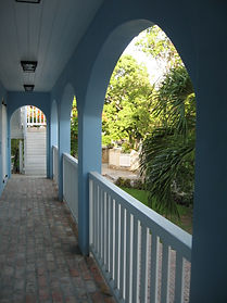CMCArts Apartment Rental Balcony