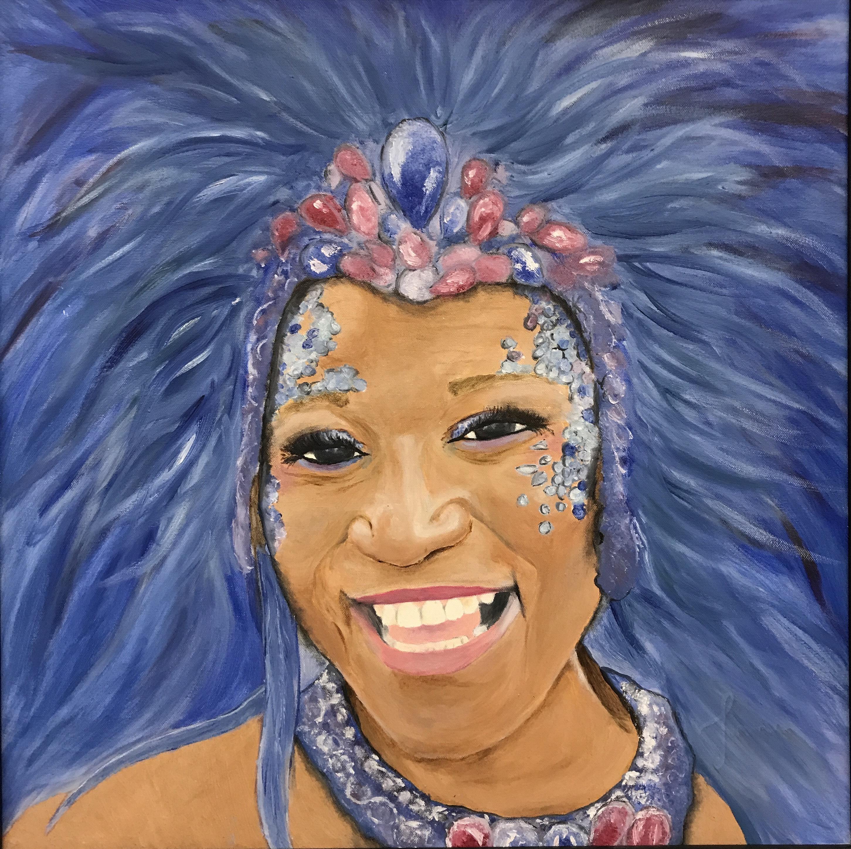 """""""Carnival Aroma"""" by Julian Bishop"""