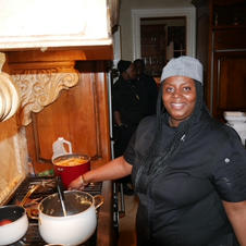 Chef Tiffany Clark