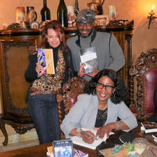 Two Award-Winning Author's  Vdor & Pam