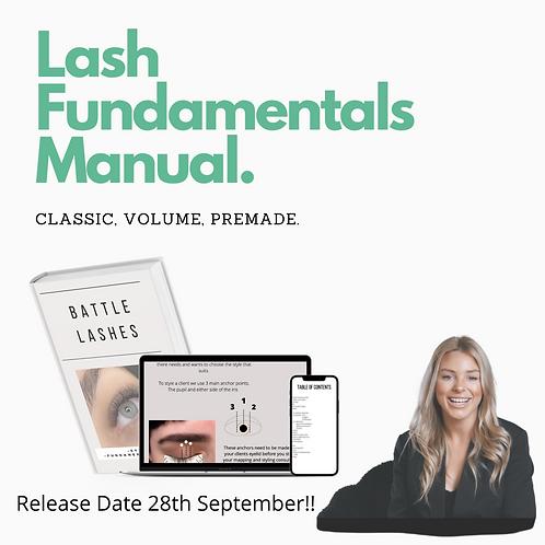 Lash Manual -Ebook