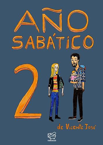 Año sabático 2 – Vicente José Cociña Varas