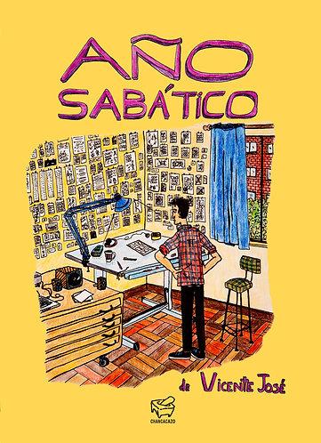 Año sabático – Vicente José Cociña Varas