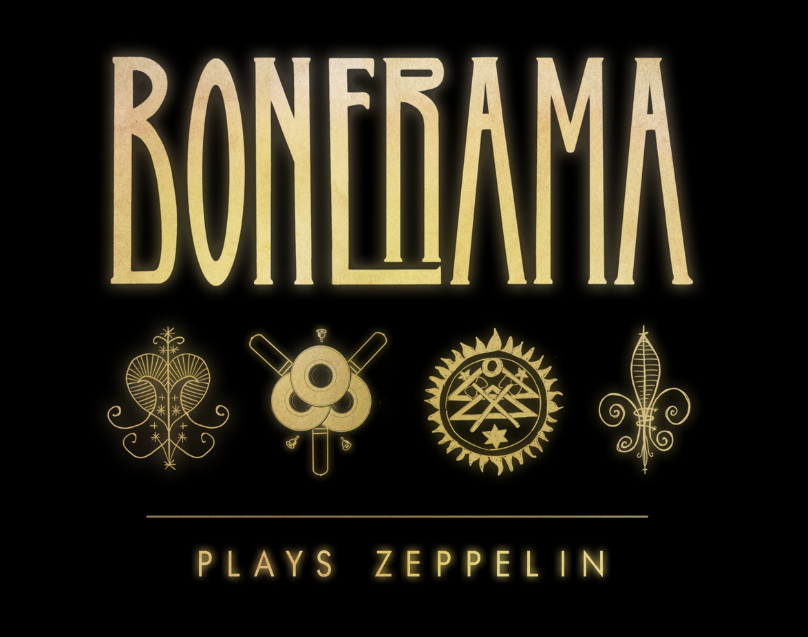 Bonerama Plays Zep cover