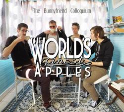 THE WORLD'S FINEST APPLES - THE BUNN