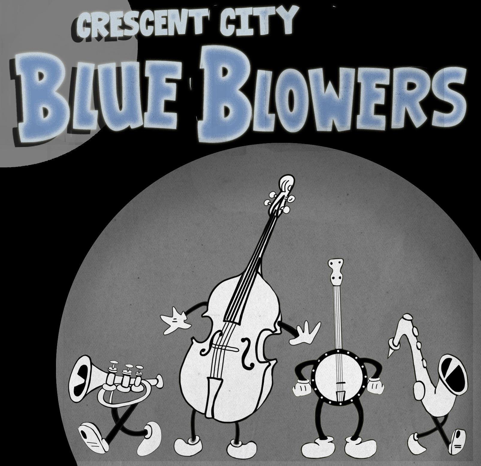 Crescent City Blue Blowers