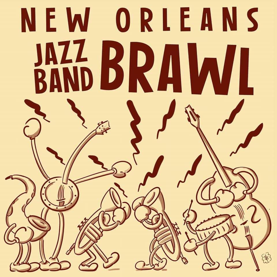 Jazz band brawl