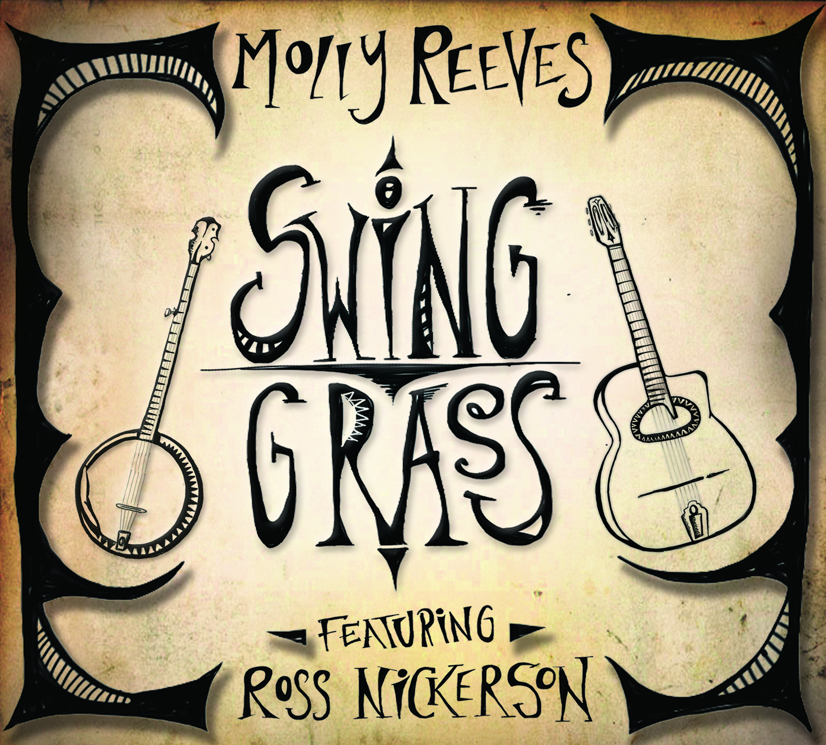 MOLLY REEVES - SWING GRASS
