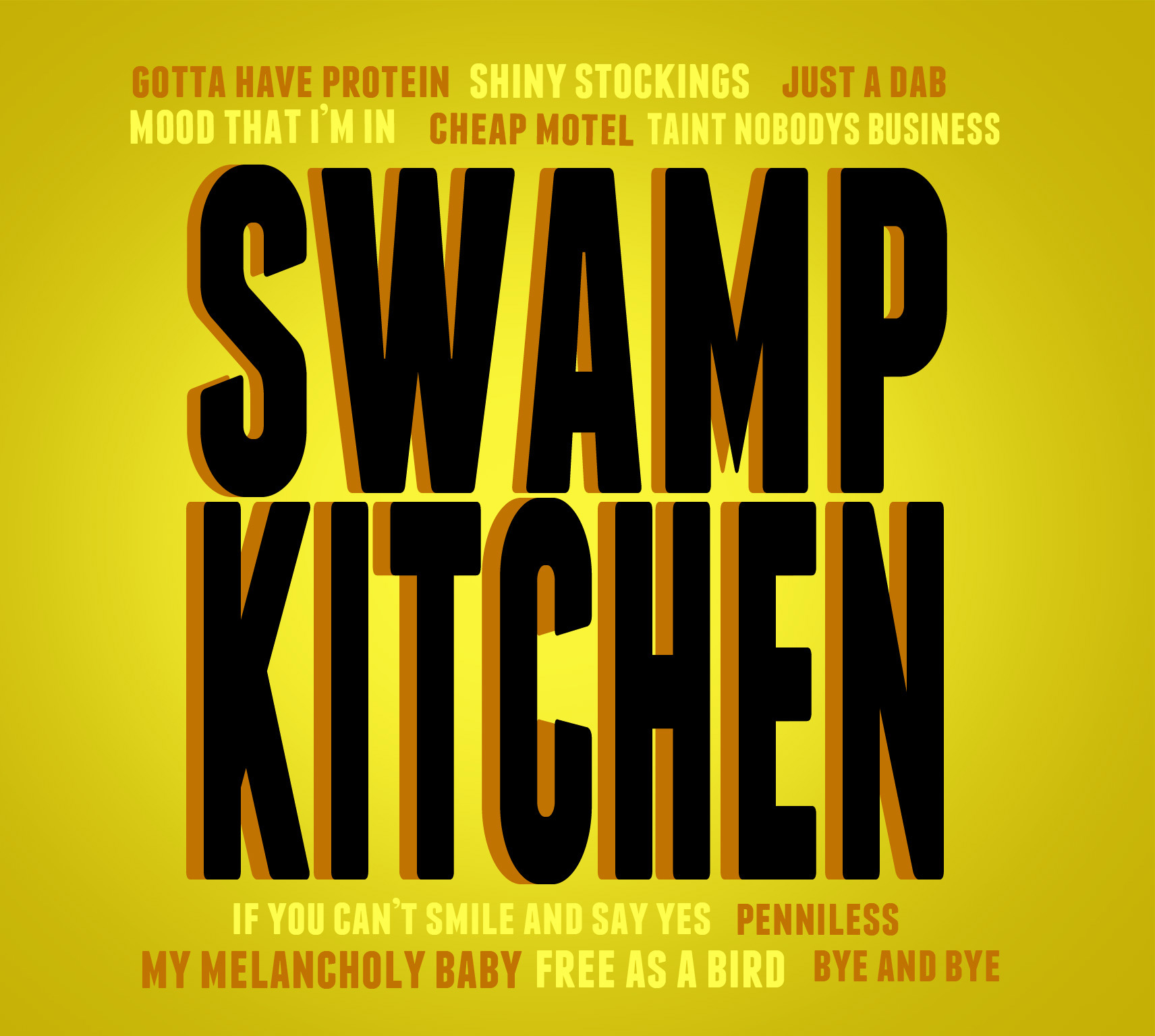 SWAMP KITCHEN - PROTEIN