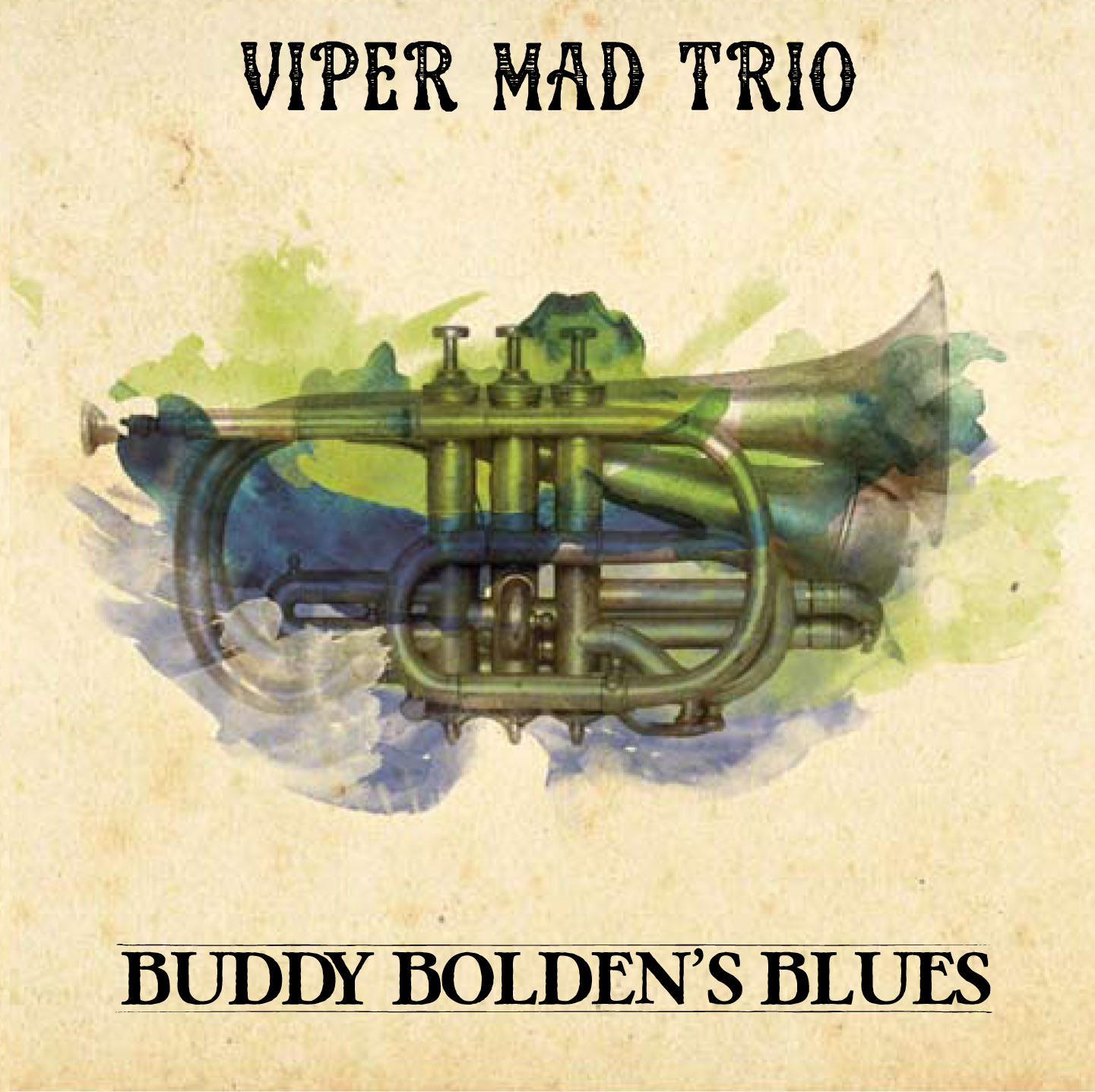 VIPER MAD TRIO-BUDDY BOLDES'S BLUES