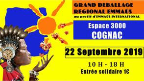 Salon Régional 2019 : tous à Cognac !