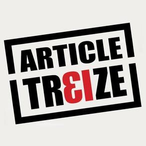 Assemblée Générale le 26 avril : Vidéo Article 13 à Tarifa