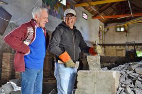 Mahdi et Roger : une rencontre bâtie sur du Granit !