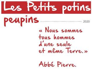 Les P'tits Potins Peupins ...