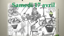 "Vente spéciale ""Plein air"" 17 avril 2021"