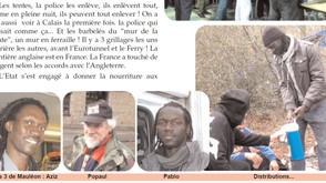 Solidarité à Grande Synthe : Thouars et Mauléon