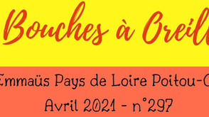 Bouches à Oreilles Avril 2021 N°297