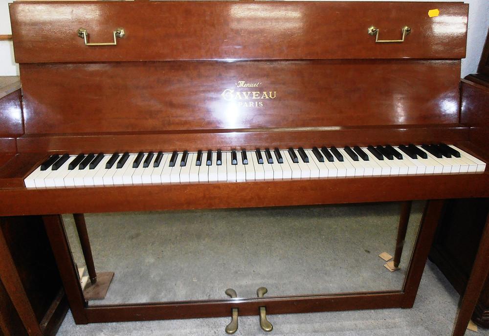 Piano Gaveau droit