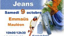 "Samedi 9 octobre : Vente Spéciale ""Jeans"""