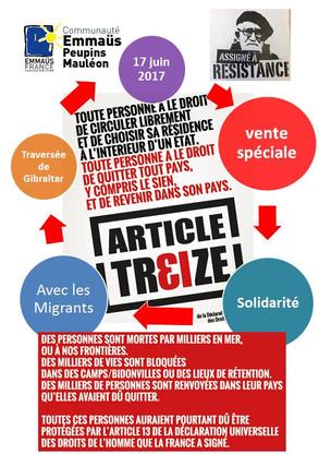 Été 2017 : 17 juin - 1ère mobilisation Article 13 !