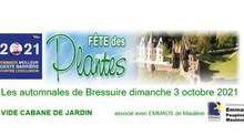 Dimanche 3 octobre : Fête des Plantes à Bressuire