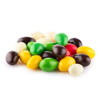 Миндаль в цветном шоколаде, 3кг