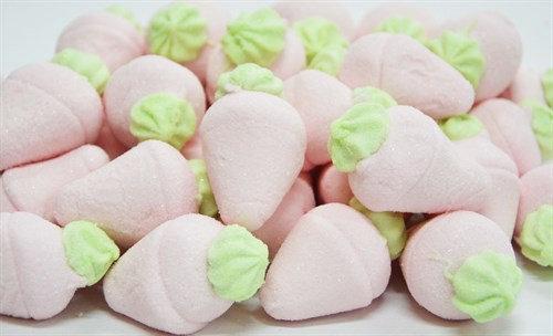 Копия Суфле Клубника розовая с начинкой 1кг, BULGARI