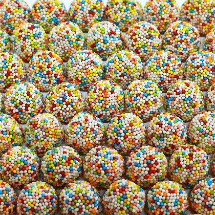 Ягоды разноцветные в обсыпке 1кг, FINI