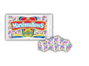 Маршмеллоу Guandy мини цветные 200г*20шт, Guandy США